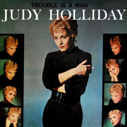 Judy Holliday The Party's Over cover art