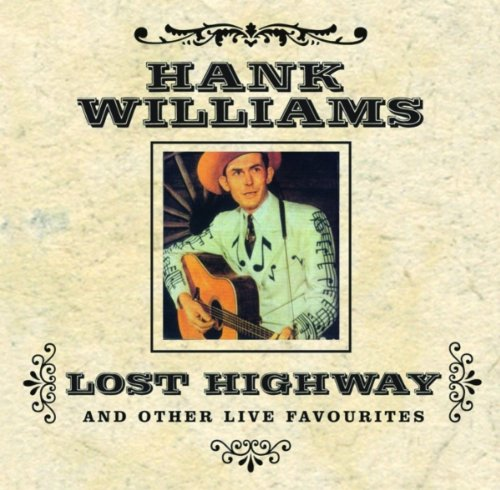 Hank Williams Honky Tonkin' cover art