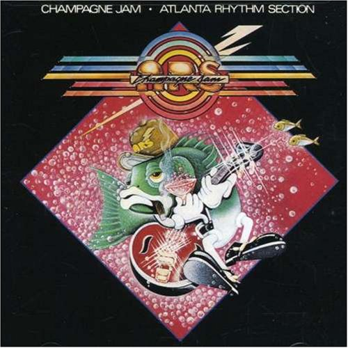 Atlanta Rhythm Section Champagne Jam cover art
