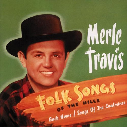 Merle Travis Sixteen Tons cover art