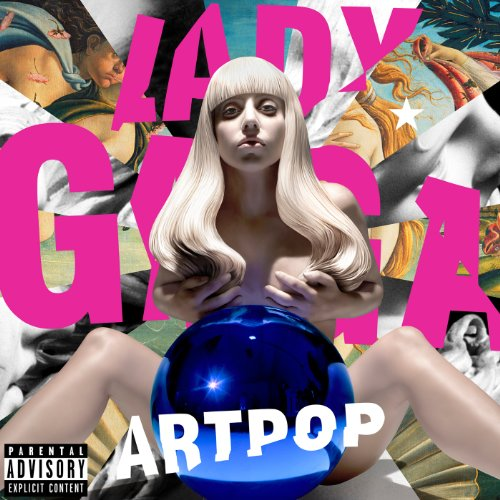 Lady Gaga G.U.Y. cover art