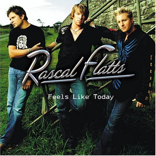 Rascal Flatts Here's To You cover art