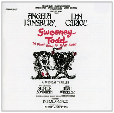 Stephen Sondheim Ladies In Their Sensitivities cover art