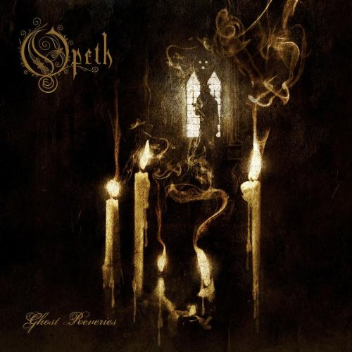 Opeth The Grand Conjuration cover art