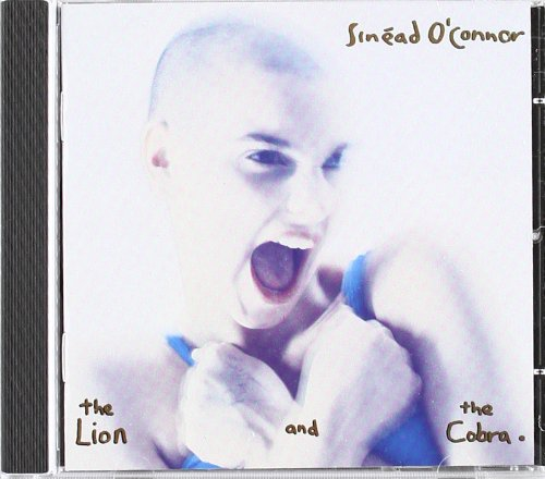 Sinead O'Connor Mandinka cover art
