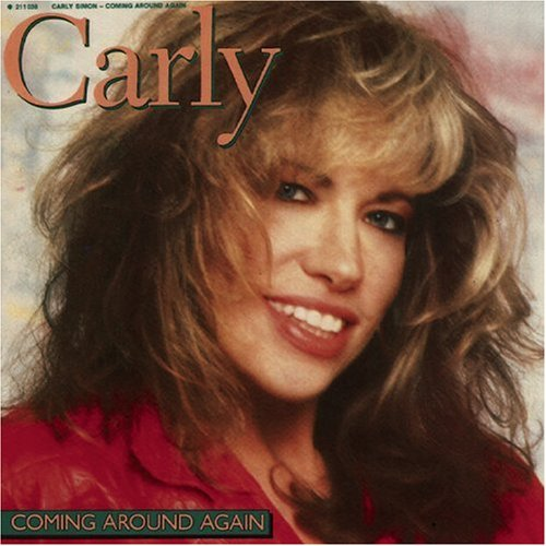 Carly Simon Coming Around Again cover art