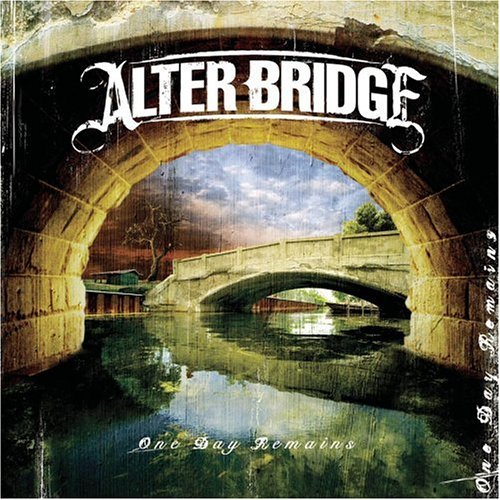Alter Bridge The End Is Here cover art