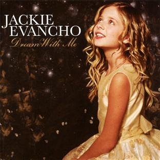 Jackie Evancho Angel cover art