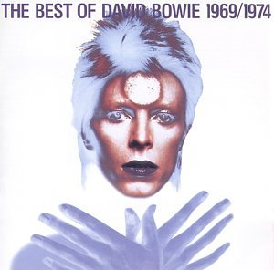 David Bowie Day-In Day-Out cover art