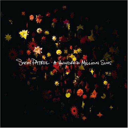 Snow Patrol Engines cover art