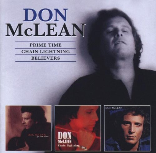 Don McLean Since I Don't Have You cover art