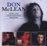 Crying sheet music by Don McLean