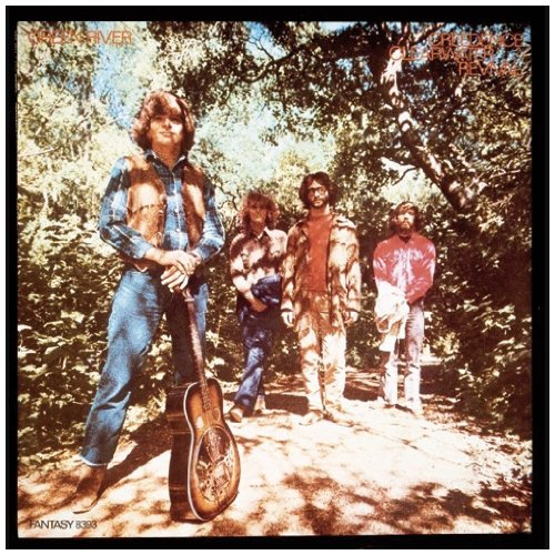 Creedence Clearwater Revival Green River (arr. Kirby Shaw) cover art