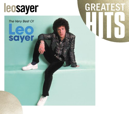 Leo Sayer I Can't Stop Loving You cover art