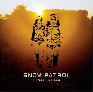 Snow Patrol Chocolate cover art