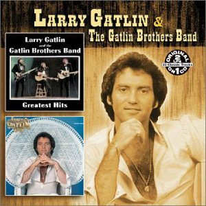 The Gatlin Brothers All The Gold In California cover art