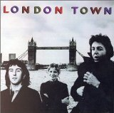 London Town sheet music by Paul McCartney & Wings