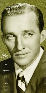Bing Crosby Love Is Just Around The Corner cover art