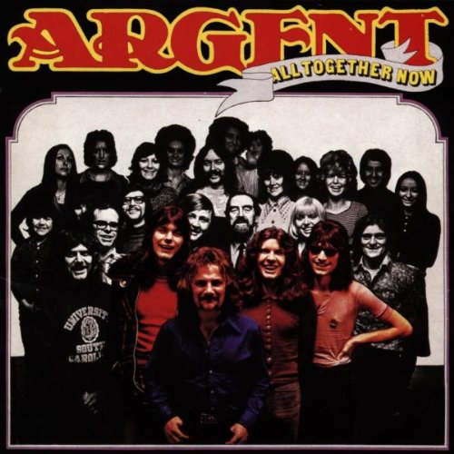 Argent Hold Your Head Up cover art