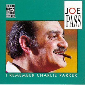 Joe Pass Summertime cover art