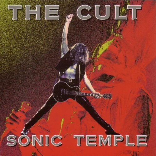 The Cult Fire Woman cover art