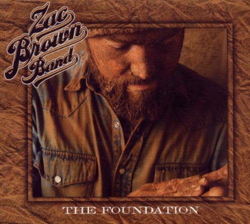 Zac Brown Band Different Kind Of Fine cover art