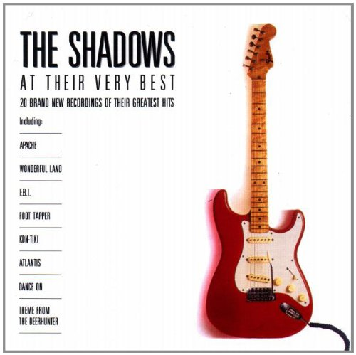 The Shadows Foot Tapper cover art