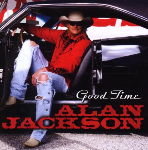 Alan Jackson Right Where I Want You cover art