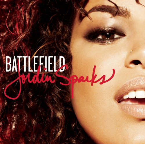 Jordin Sparks Battlefield cover art