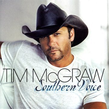 Tim McGraw Southern Voice cover art