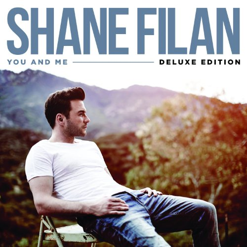 Shane Filan About You cover art