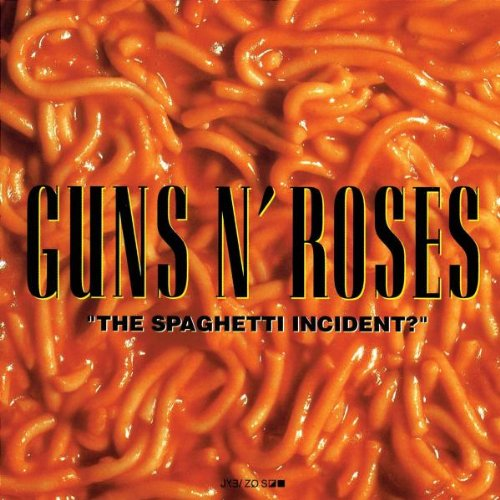 Guns N' Roses Since I Don't Have You cover art