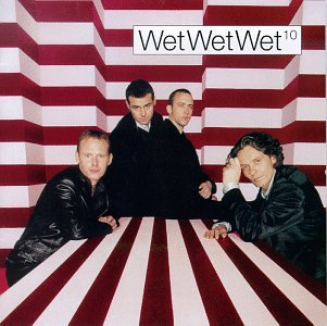 Wet Wet Wet Strange cover art
