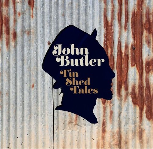 John Butler Pickapart cover art