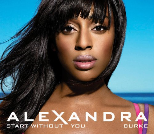 Alexandra Burke Start Without You cover art