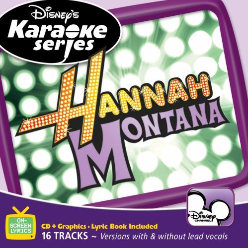 Hannah Montana Just Like You cover art