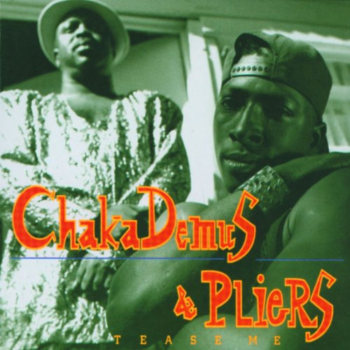 Chaka Demus & Pliers She Don't Let Nobody cover art