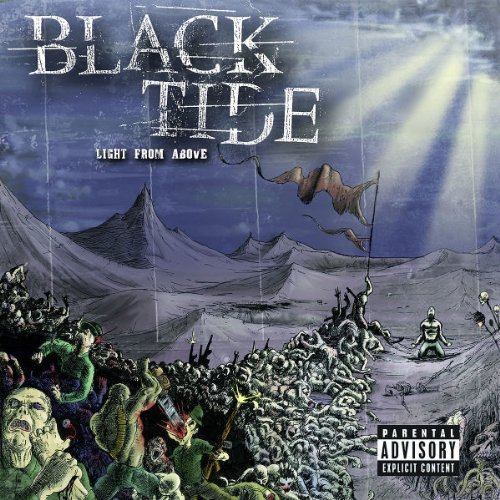Black Tide Shockwave cover art