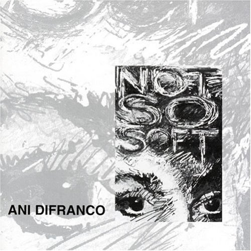 Ani DiFranco Anticipate cover art
