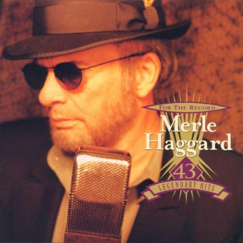 Merle Haggard The Fightin' Side Of Me cover art