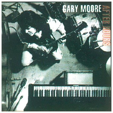 Gary Moore Cold Day In Hell cover art