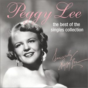 Peggy Lee So Dear To My Heart cover art