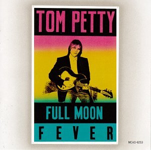Tom Petty I Won't Back Down cover art