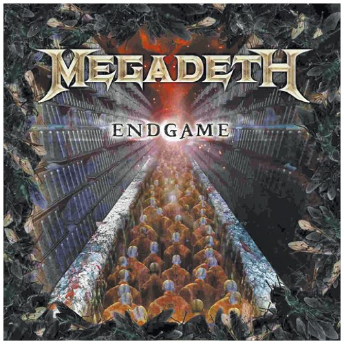 Megadeth Endgame cover art