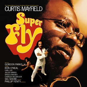 Curtis Mayfield Freddie's Dead cover art