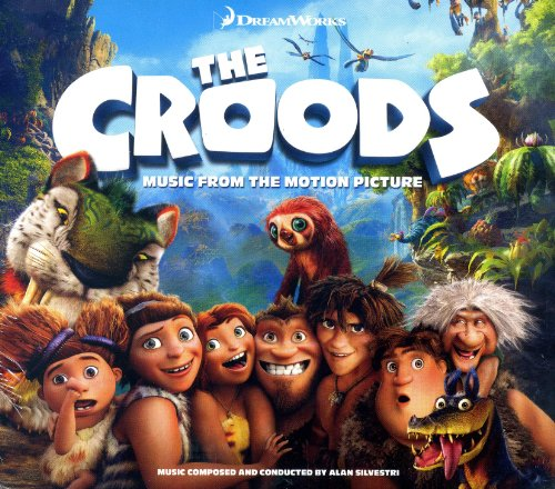 Alan Silvestri Grug Flips His Lid cover art