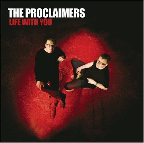 The Proclaimers Life With You cover art