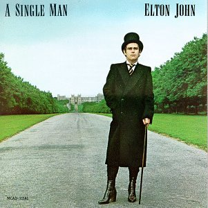 Elton John Ego cover art