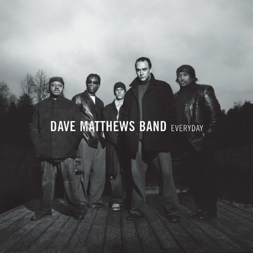 Dave Matthews Band Everyday cover art