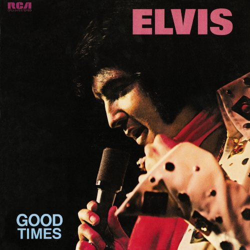 Elvis Presley Good Time Charlie's Got The Blues cover art